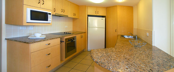 Fully Equiped Kitchen-Apartments
