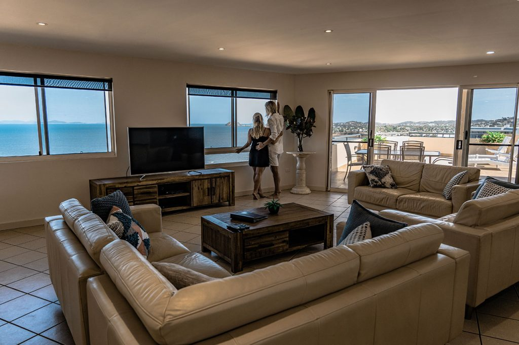 Penthouse Lounge Area